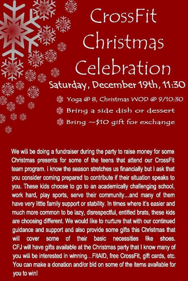2015 christmas invite